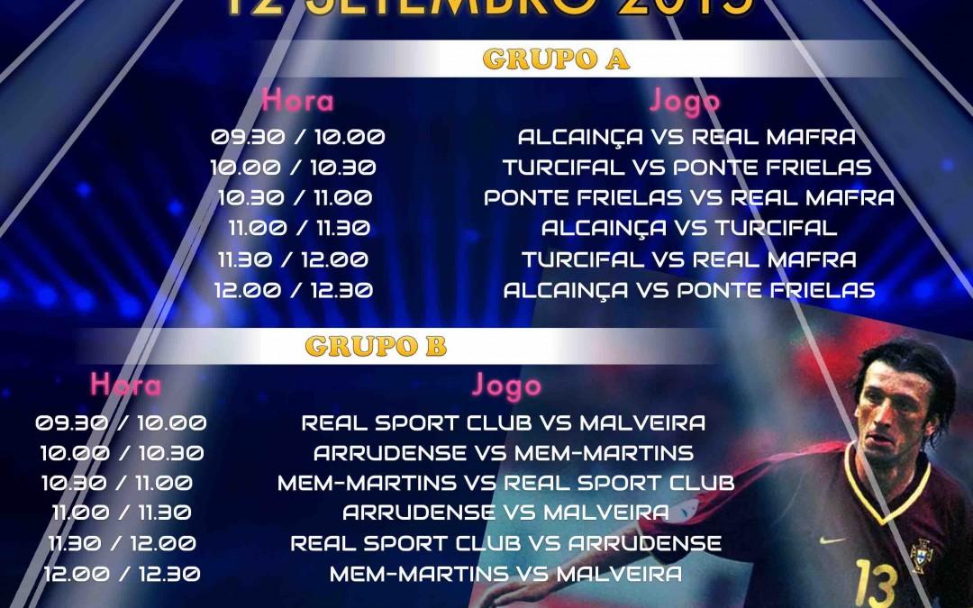 Torneio de Futebol Infantis 2015