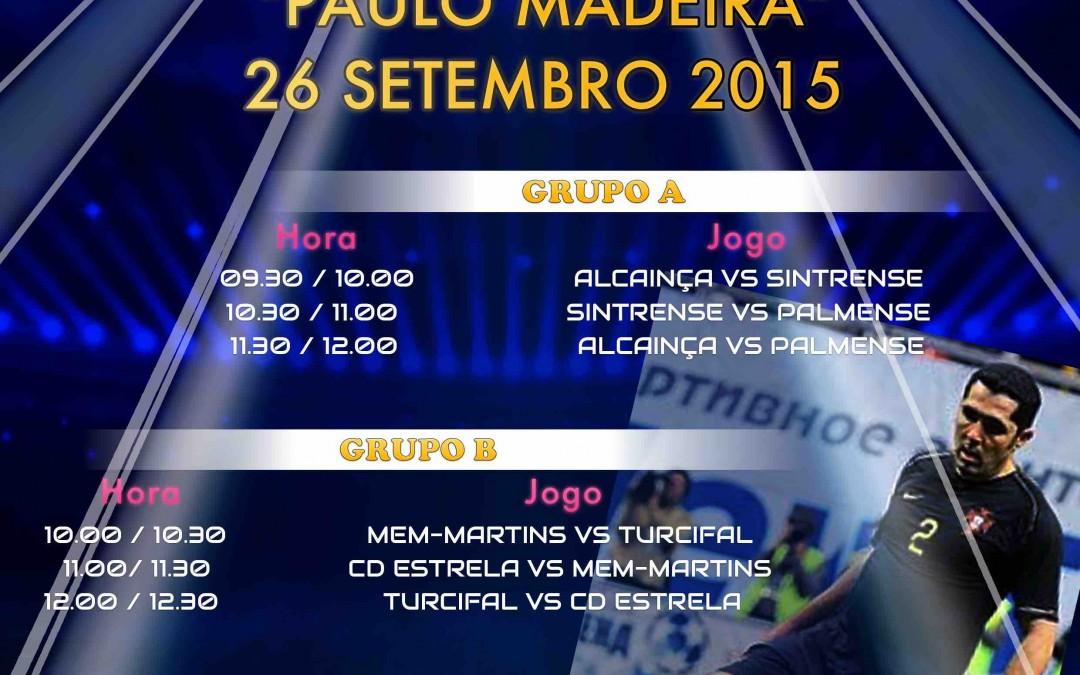 Torneio de Futebol Iniciados 2015